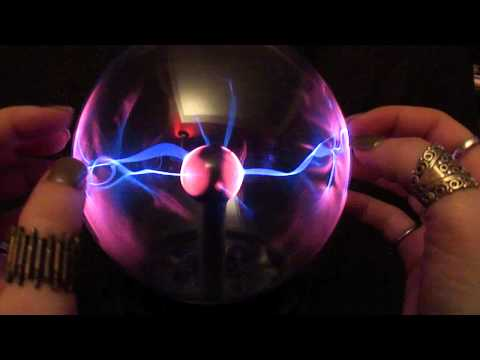 Whsipering #31- asmr/ relaxation- Electricity Globe
