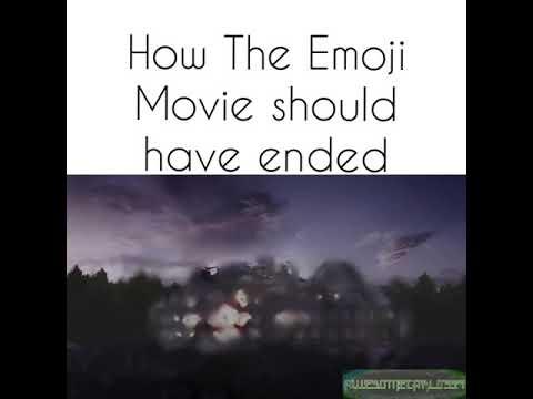 The Emoji Movie: Alternate Ending