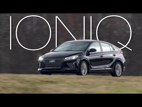 2017 Hyundai Ioniq Quick Drive | Consumer Reports