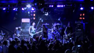 Infected Rain - Stop Waiting (Live @ Plan B, Moscow, 10.11.2013)