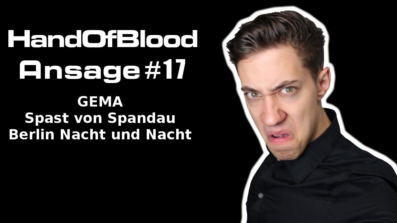 Handofblood Spandau