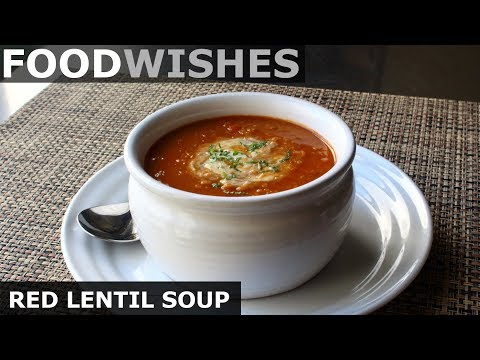 red-lentil-soup-with-lemon-mint-yogurt---food-wishes