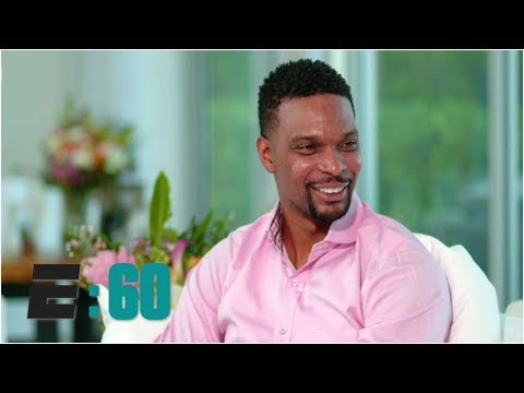Chris Bosh details life after basketball, his NBA legacy and expectations for LeBron | E:60 thumbnail