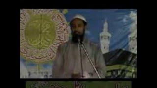 peer sahib zada abdul ali ghazali bayaan     7 7 2013   Sraj Ton