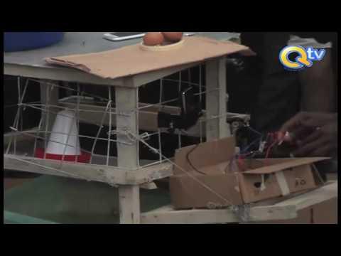 Wanafunzi wa St. Stephens, Sikusi, wavumbua mtambo wa kuimarisha ufugaji kuku