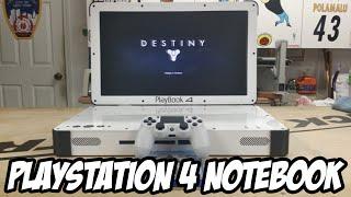 Playstation 4 NOTEBOOK - o Playbook 4 EU QUERO