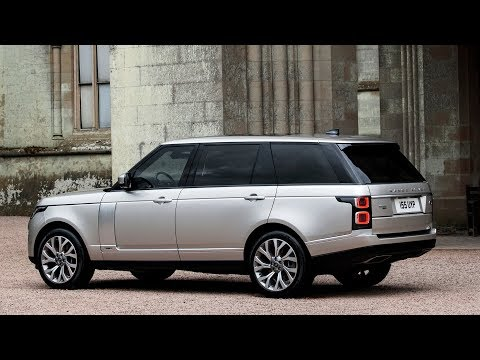 2018 Range Rover - interior Exterior and Drive (Excellent Sedan)