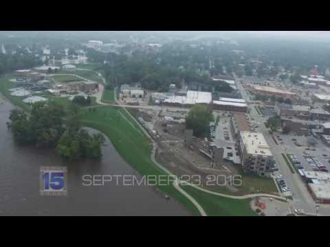 Cedar River Flood 2016