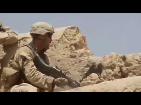 ARMY - US Snipers Take On Taliban Fighters, Afghanistan