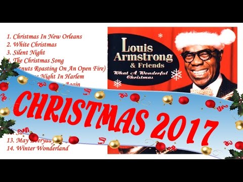 Louis Armstrong Christmas - Louis Armstrong & Friends - What A Wonderful Christmas