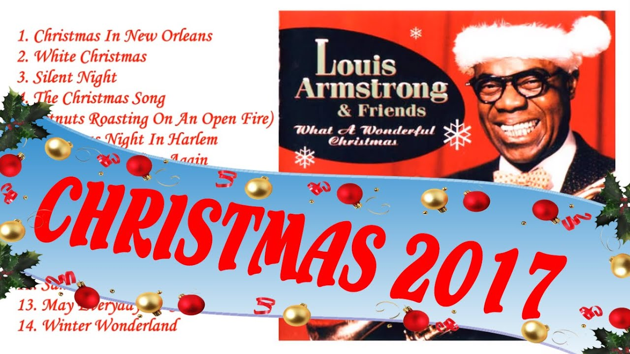 Louis Armstrong Christmas - Louis Armstrong & Friends - What A ...