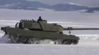 Türk Yapımı Olan ''Altay'' Tank (2014)