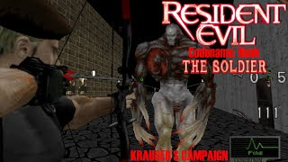 RESIDENT EVIL: CODENAME HUNK (KRAUSER´S CAMPAIGN: CHAPTER ONE) (DOOM MOD) (NO DEATH RUN)