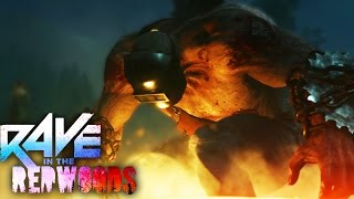 """NEW """"RAVE IN THE REDWOODS"""" GAMEPLAY TRAILER! - NEW BOSSES, WONDER WEAPONS & MORE!"""
