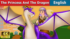Princess and the Dragon in English | Stories for Teenagers | English Fairy Tales