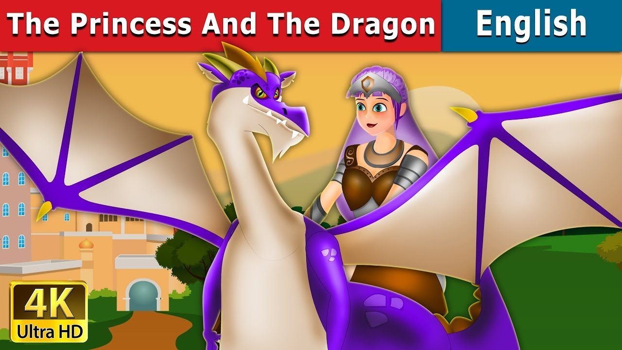 Download Princess and the Dragon in English   Stories for Teenagers   English Fairy Tales