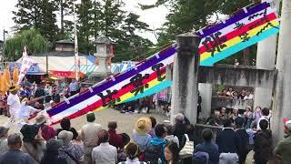 2017年お山参詣十面沢