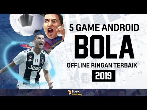 5 Game Sepak Bola Offline Ringan Terbaik Di Android 2019