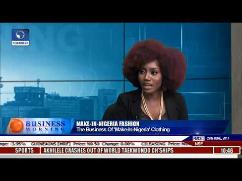 Made-In-Nigeria Fashion: What Local Entrepreneurs Want - Patricia Nsan