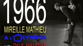 1966 MON CREDO (P.Mauriat - A.Pascal) live at Olympia, Paris