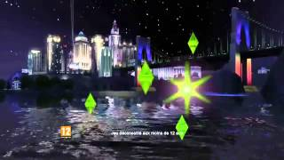 Les Sims 3 - Spot TV Noël !