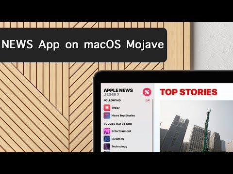 How to Get Apple News App on Mac Outside US, UK and Australia