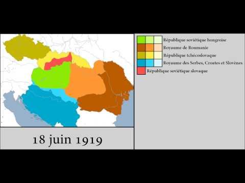Hungarian Romanian War (1919) Every Day