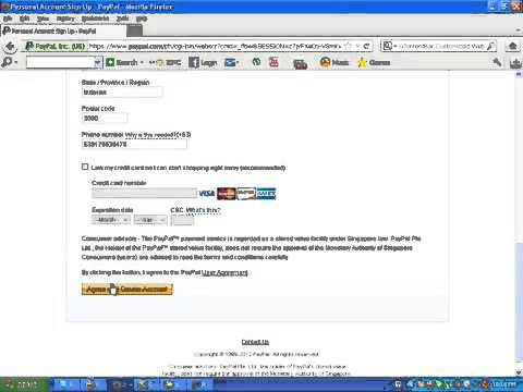 how to use paypal account without credit card