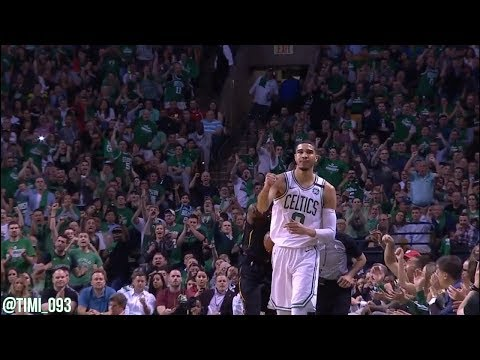 Jayson Tatum R3G5 Highlights vs Cleveland Cavaliers (24 pts, 7 reb, 4 ast, 4 stl, 2 blk)