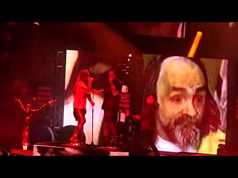 Rob Zombie & Marilyn Manson - Helter Skelter (live) 7-18-2018