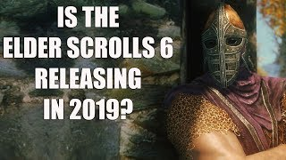 Elder Scrolls 6 RELEASE YEAR Revealed?! Call of Duty 2018, Halo 6, Fable 4, Final Fantasy 7 News