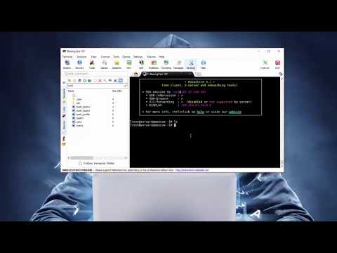 IRC Botnet TUTORIAL (Part 1)