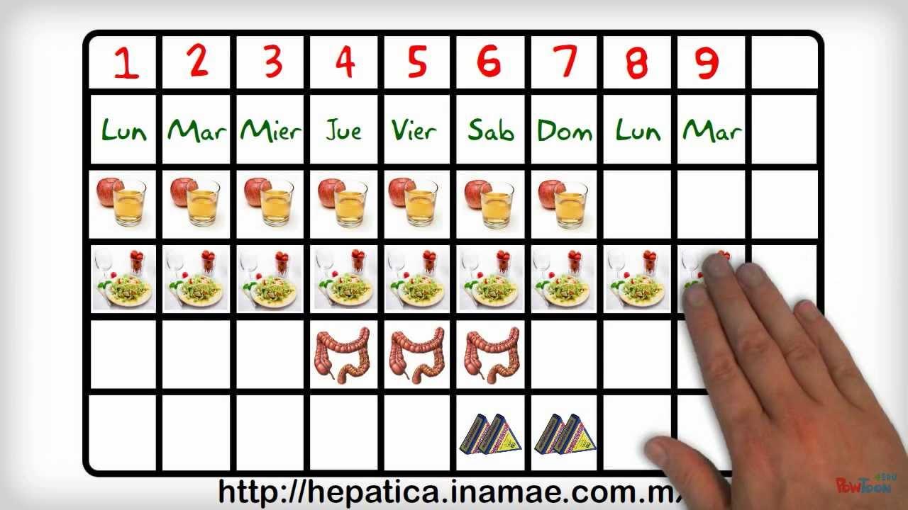 limpieza hepatica sales de epsom
