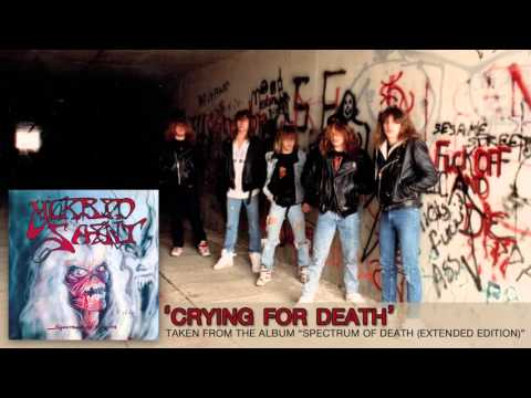 MORBID SAINT - Crying For Death (Album Track) from YouTube · Duration:  3 minutes 48 seconds