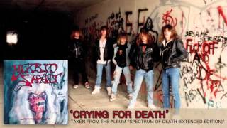 MORBID SAINT - Crying For Death (audio)