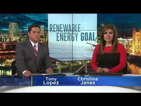 Renewable Energy Update California