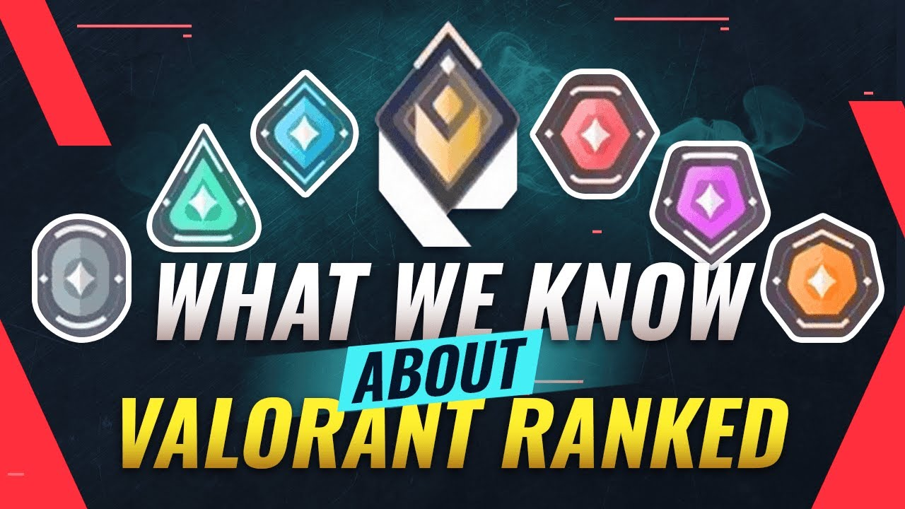 What We Know About Valorant Ranked Youtube