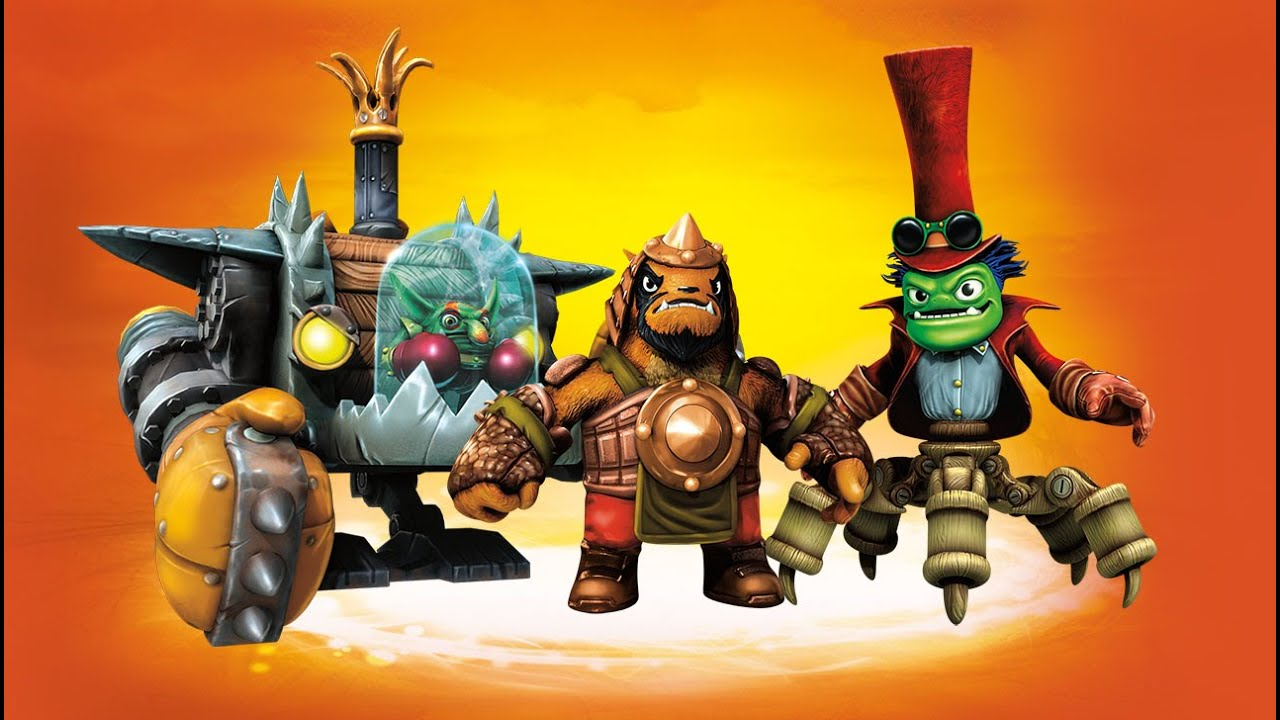 Favorite Tech Villains In Skylanders: Trap Team + Battle ...