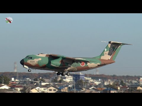 Japanese Air Base Iruma - Filmed by James Feneley Exclusively For AIRSHOW WORLD