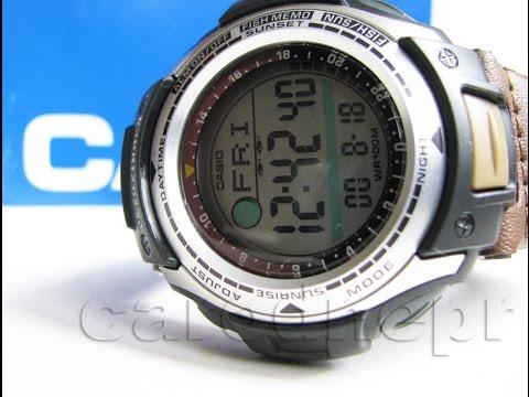Casio PAS 400B 5BV описание настройки на русском языке