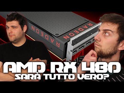 AMD Radeon RX 480 | È possibile questa scheda?