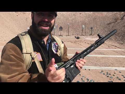 SHOT Show: Shooting the New Rock Island VR80 Semi-Auto