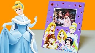 How to make Picture Frame   How to Draw and Color Kids TV