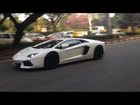 BEST of Supercar SOUNDS 2014 | Bangalore