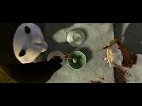 Kung Fu Panda - extrait chopstix VF
