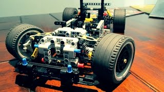Lego Technic: MPS Chassis Concept