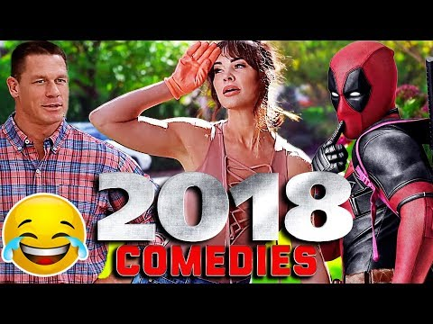 BEST UPCOMING COMEDY MOVIES 2018