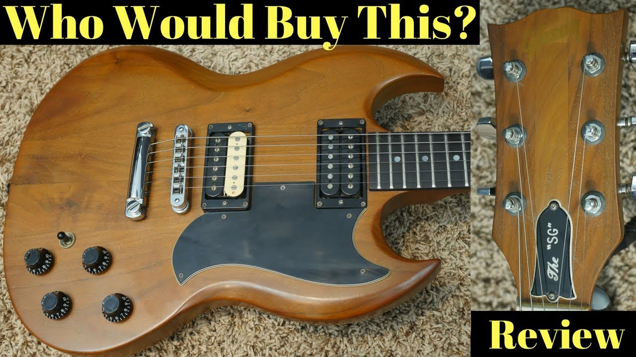 Why Would ANYONE Buy This? 1980 Gibson