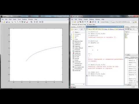 Curso Básico Matlab - Tutorial 1