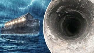 Scientists 'discover NOAH'S FLOODWATER at bottom of deepest hole in the world'